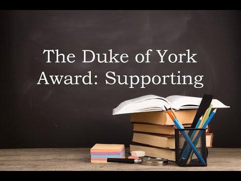 The Duke of York Award: Supporting British Prosperity