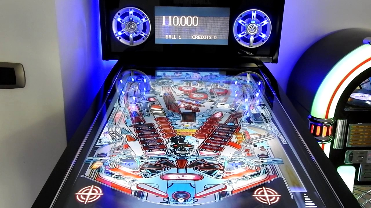 Digipinball - digital pinball il primo flipper virtuale italiano ...