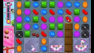 Candy Crush Saga Level 368 Basic strategy