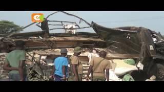 Watu 18 wafariki kwenye ajali eneo la Moinoni, Baringo