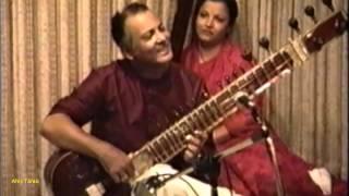 """Rais Khan Sahib  Afghani folk song """"Anar Anar"""""""