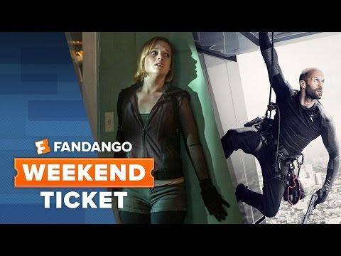 Don't Breathe, Mechanic: Resurrection, Hands of Stone   Weekend Ticket