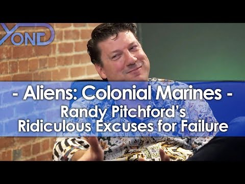 Randy Pitchford's Pathetic Excuses for Aliens Colonial Marines's Failure