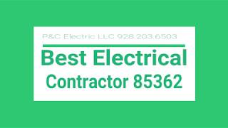 Best Electrical Contractor 85362 928 203 6503