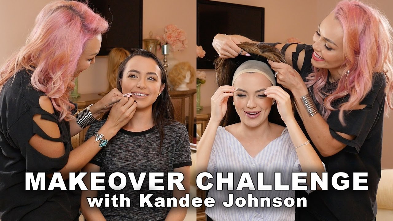 Makeover Challenge With Kandee Johnson Amp Merrell Twins