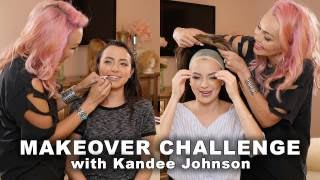 Makeover Challenge - with Kandee Johnson & Merrell Twins thumbnail