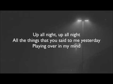 Charlie Puth - Up All Night (Lyrics)