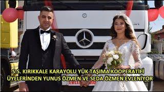 ONLAR ERMİŞ MURADINA BİZ ÇIKALIM KEREVETİNE ) sedayunusevleniyor sskırıkkalekoop düğünümüzvar