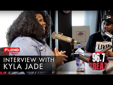 DJ Scream - Kyla Jade Interview with DJ Scream | Hoodrich Radio