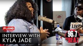 Kyla Jade Interview with DJ Scream | Hoodrich Radio