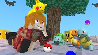 Minecraft : PRESENTE DE NATAL - POKEMON DA SORTE ‹ MayconLorenz ›