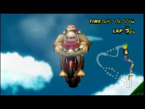 Eine entspannte Runde Mario Kart