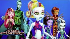 Monster High: Das Große Schreckensriff | Deutch | Monster High