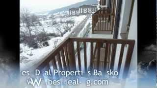 Bansko Bulgaria Apartment, Mountain Dream complex, 2 bedroom apartment, 100 sq m