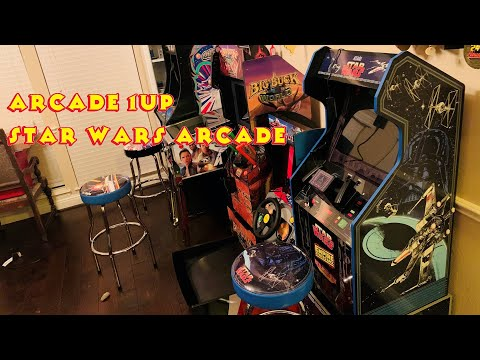Star Wars Arcade - Arcade1UP Cabinet from MRN Bricks