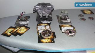 Star Wars X Wing miniatures game papercraft new wave