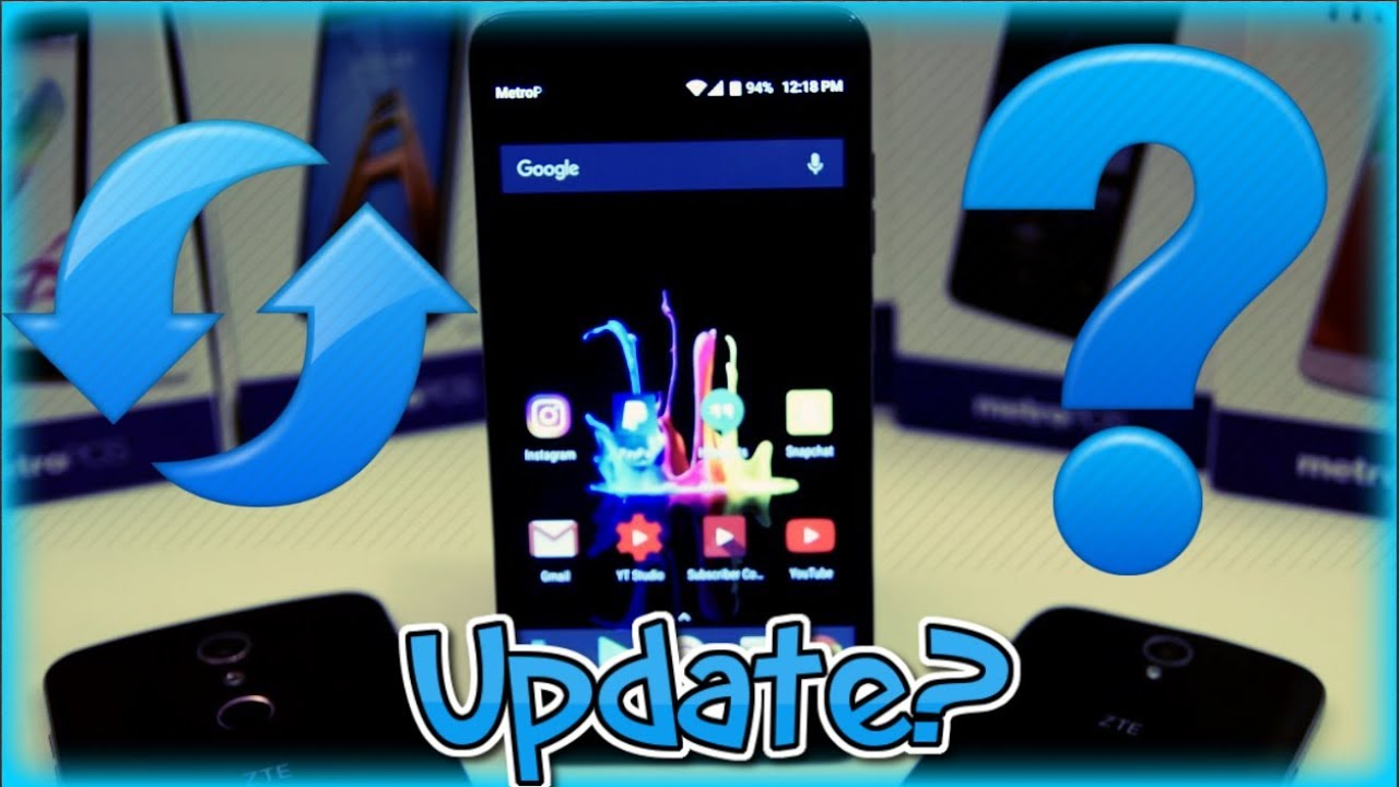 When Will Your ZTE Device Get An Update?