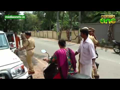 Police raids house and office of Prateesh Chacko,  legal counsel of Pulsar Suni