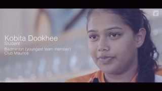 Kobita Dookhee, Badminton, Club Maurice