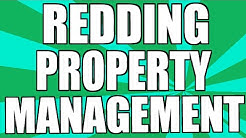 Property Management Redding CA- (530) 229-1800 - Rentals in Redding CA