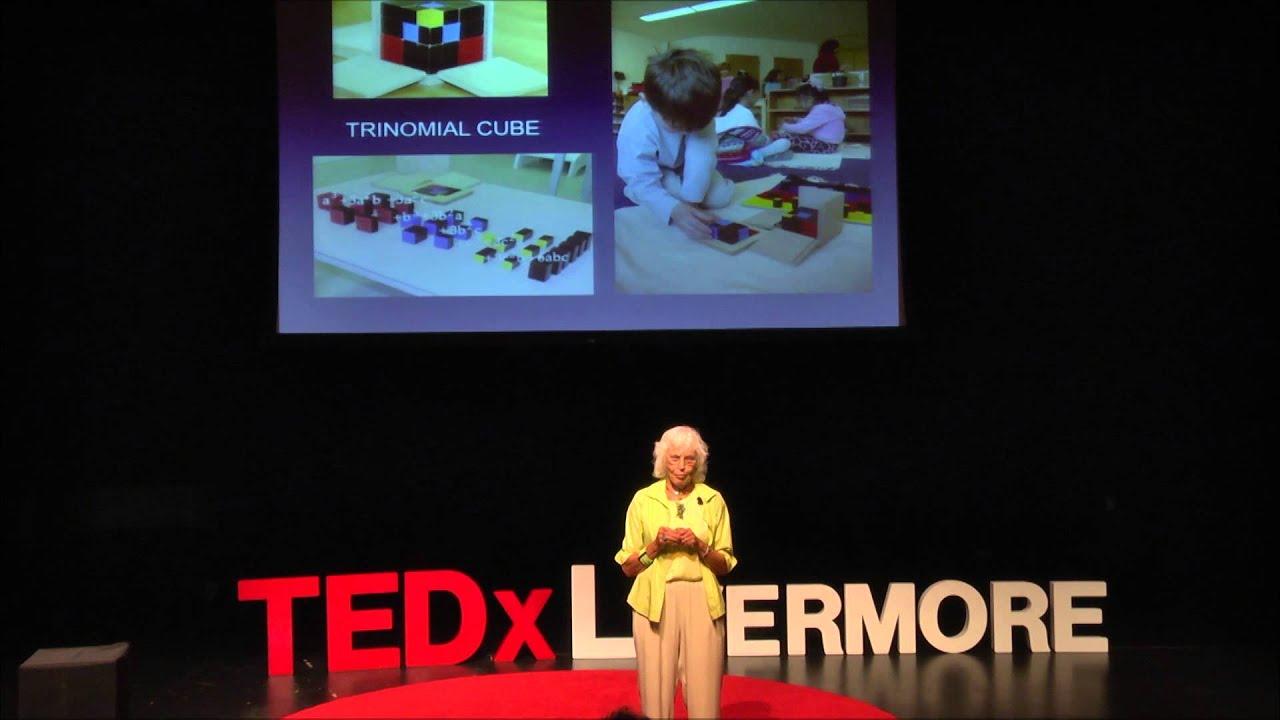 Montessori = creativity unleashed | Judi Bauerlein | TEDxLivermore