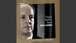 4 Ballades, Op. 10: No. 3 in B Minor