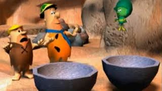 The Flintstones: Bedrock Bowling (PS1) Playthrough - NintendoComplete