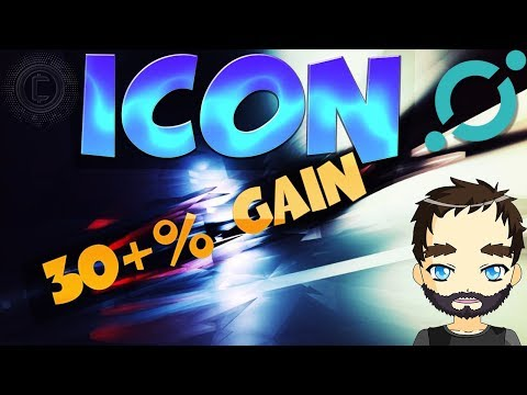ICON Trade Update - 30+ Percent Gain! what is next ONT or BNB?!