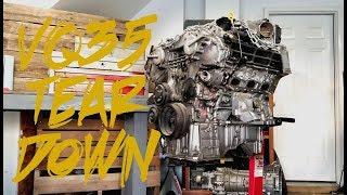 VQ35 Teardown