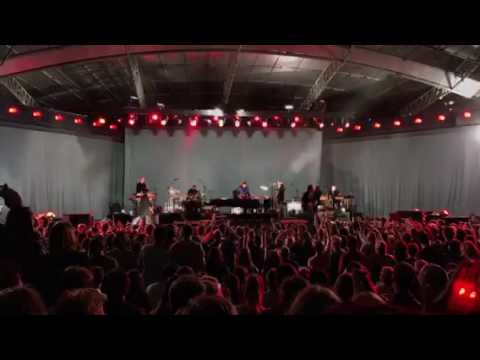 Nick Cave at the Sidney Myer Music Bowl