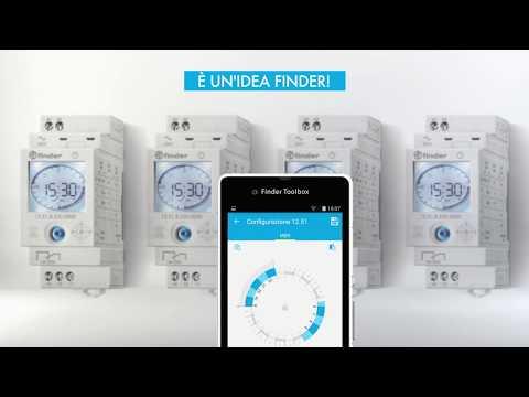 App Finder Toolbox | Scaricala e programma con lo smartphone! | Finder