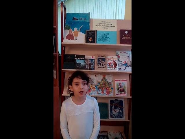 Изображение предпросмотра прочтения – ЕлизаветаПреснякова читает произведение «Бабочка» К.Д.Бальмонта