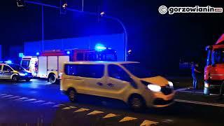 Śmiertelny wypadek na ulicy Kasprzaka w Gorzowie