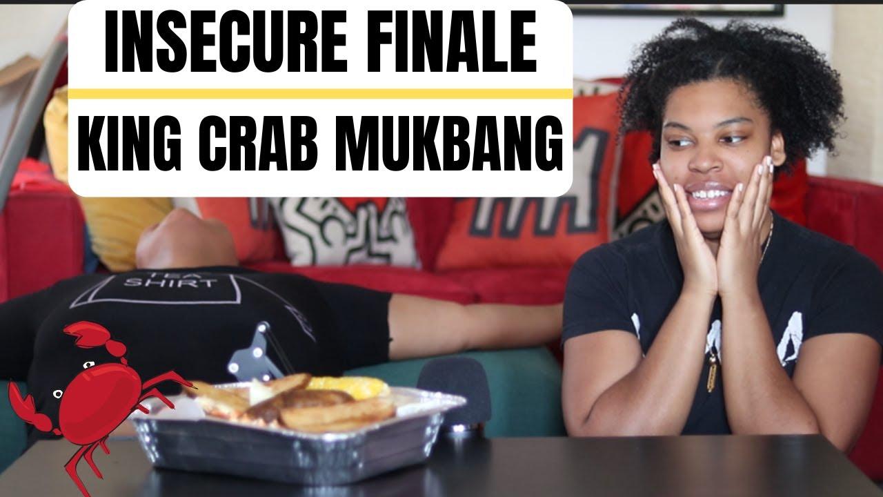 INSECURE SEASON 4 FINALE RECAP | KING CRAB MUKBANG #InsecureHBO