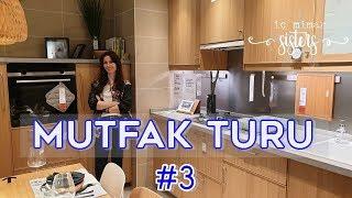 IKEA MUTFAK TURU #3 - 18 m2 MUTFAK - İç Mimar Sisters