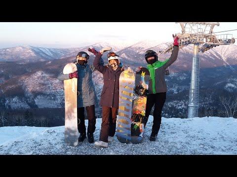 10 самых лучших горнолыжных курортов России Отдых