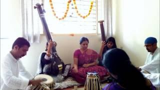Raag Bhairavi Banaao Batiyaan Kahe Ko Jhooti by Bharathi Prathap
