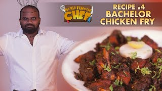#CookWith World Famous Chef | #Recipe 04 - Bachelors' Chicken Fry | Chai Bisket Food