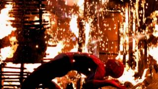 Spider Man(Aerosmith - Spider Man theme) (music video)