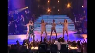 Marc Anthony y Jennifer Lopez Juntos  - Aguanile