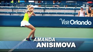 2017 10 to Watch Amanda Anisimova