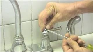 Kitchen Plumbing Double Handle Kitchen Faucet Repair