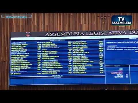 Sessão Plenária ( 24 de Junho 2019 )