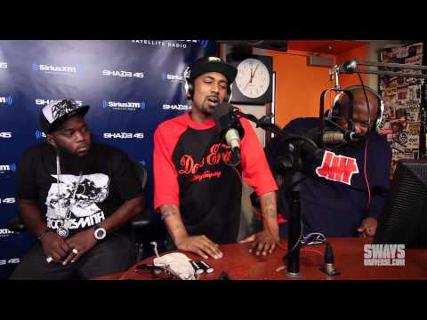 Freeway, The Jacka and Joe Blow Freestyle On Sway In The Morning