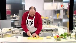 Отбивная из курицы рецепт от шеф-повара / Илья Лазерсон / русская кухня
