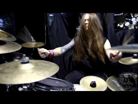 DEHYDRATED - Werewolf - Drum Playthrough