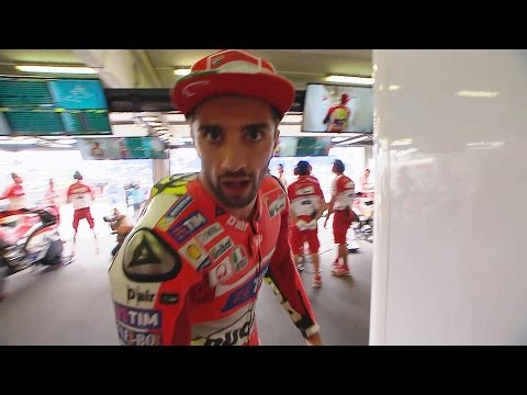 OffTrack: from Spielberg to Brno