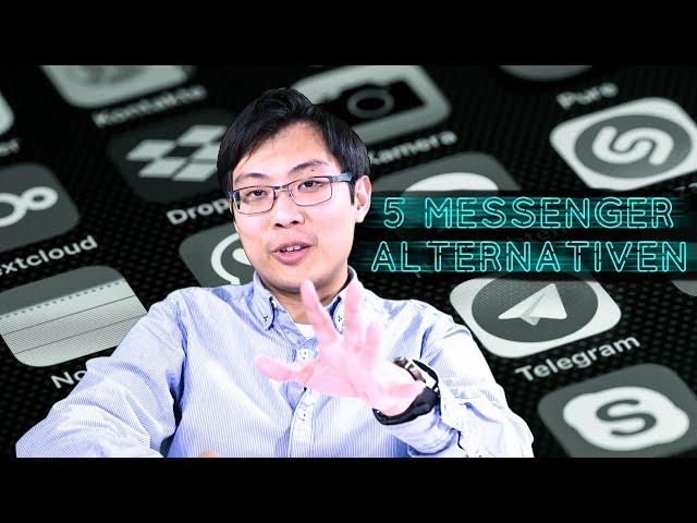 Messenger Chaos - 5 Alternativen zu WhatsApp