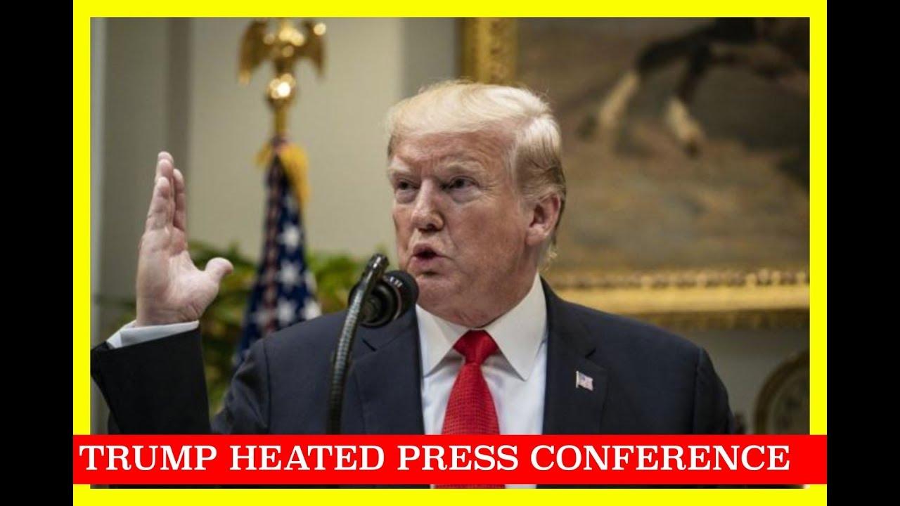 TRUMP TAKES NO PRISONERS: SLAMS Everyone at HEATED Press ...