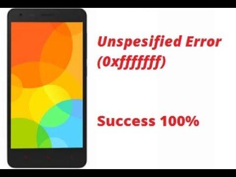 cara-mengatasi-unspesified-error-(0xfffffff)-saat-flash-redmi-2